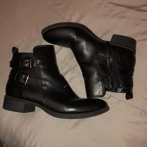Ankle booties!